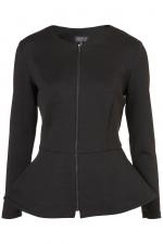 Similar peplum jacket from Topshop at Topshop