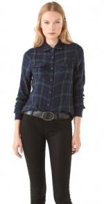 Similar plaid shirt by Joes Jeans at Shopbop