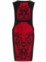 Similar red dress from Dorothy Perkins at Dorothy Perkins