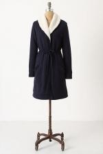 Similar robe in navy at Anthropologie