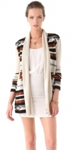 Similar style cardigan by BB Dakota at Shopbop