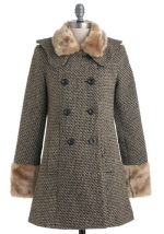 Similar style coat from ModCloth at Modcloth