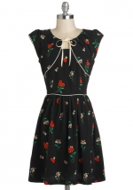 Similar style dress from Modcloth at Modcloth