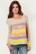 Similar sweater at Lulus at Lulus