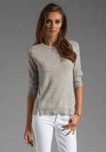 Similar sweater by Autumn Cashmere at Revolve