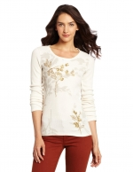 Similar tee by Lucky Brand at Amazon