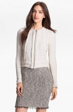 Similar tweed jacket by Rebecca Taylor at Nordstrom