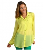 Similar yellow blouse by Free People at Zappos