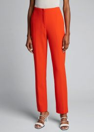 Simone Slim-Leg Pants at Bergdorf Goodman