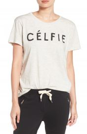 Sincerely Jules  C  lfie  Graphic Tee at Nordstrom