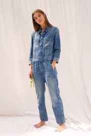 Skip Jumpsuit Indigo by AMO at AMO