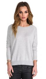Skull Cashmere Luther Crew Neck Sweater at Revolve