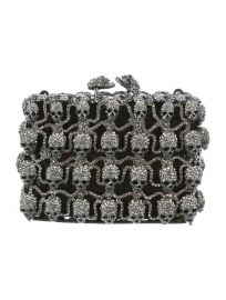 Skull Clutch Bag by Shay at The Real Real