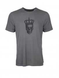 Skull with crown tee at Scoop NYC