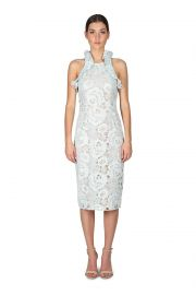 Sky Beauty High Neck Dress by Cooper St at The Iconic