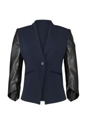 Slate Willow Midnight Envelope Blazer at Rent The Runway