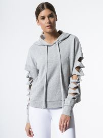 Slay Long Sleeve Hoodie at Carbon38