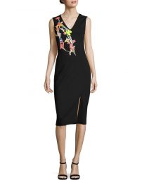 Sleeveless Floral Dress by Jason Wu at Saks Off 5th