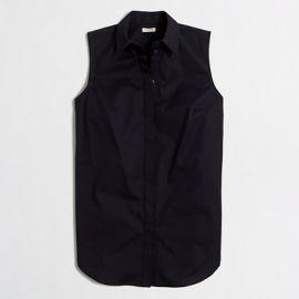 Sleeveless Shirt at J. Crew Factory