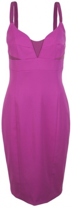 Sleeveless bodycon dress by Narciso Rodriguez at Farfetch