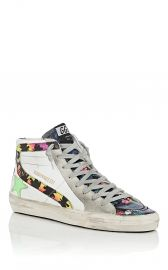 Slide Sneakers by Golden Goose  at Barneys