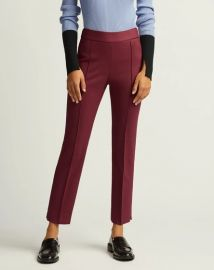 Slim Ankle Pant at Argent