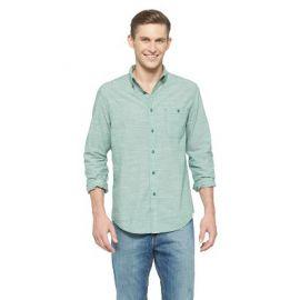 Slim Fit Solid Shirt at Target