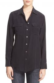 Slim Signature Shirt by Equipment at Nordstrom