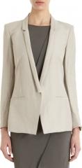 Slim lapel blazer by Helmut Lang at Barneys Warehouse