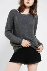 Slit pullover sweater by Sparkle and Fade at Urban Outfitters