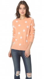 Sloane dot sweater by Equipment at Shopbop