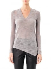 Slub Sweater by Helmut Lang at Matches