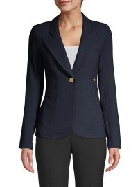 Smythe - Duchess Wool Blazer at Saks Fifth Avenue