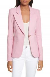 Smythe  Duchess  Single Button Blazer at Nordstrom