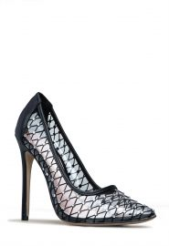 Snatched Embellished Pump by ShoeDazzle at ShoeDazzle
