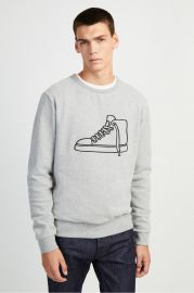 Sneaker Sweatshirt by French Connection at French Connection