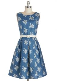 Soaring Through the Day Dress at ModCloth