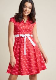 Soda Fountain Dress at ModCloth