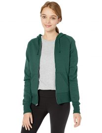 Soffe Women s Rugby Zip Hoodie at Amazon