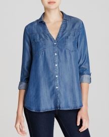 Soft Joie Brady Chambray Shirt at Bloomingdales