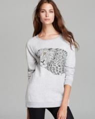 Soft Joie Sweatshirt - Annora Tiger Print at Bloomingdales