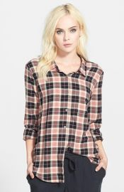 Soft Joie and39Anabellaand39 Adirondack Plaid Shirt at Nordstrom