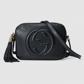 Soho GG Cross-Body Bag by Gucci at Gucci