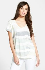 Sol Angeles and39Cove Waveand39 V-Neck Tee at Nordstrom
