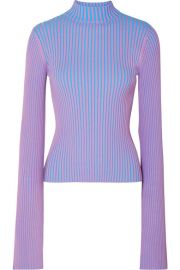 Solace London - Dania ribbed-knit sweater at Net A Porter