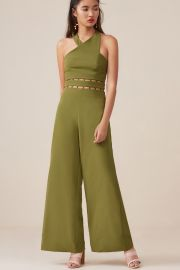 Solar Jumpsuit by Finders Keepers at Fashion Bunker