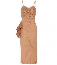 Soledad dress at Mytheresa