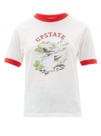 Solid & Striped x Re/Done The Upstate Cotton T-shirt at Matches
