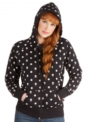 Something Out of Noggins Hoodie at ModCloth