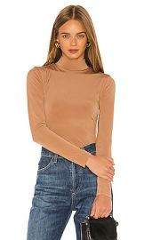 Song of Style Hazel Top in Rosewood Brown from Revolve com at Revolve